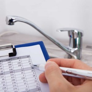 Hot and cold water monitoring - water hygiene